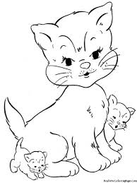 Small Picture kitty cat coloring pages daniel tiger coloring pages coloring