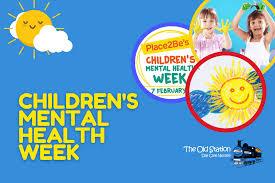 Children's Mental Health Week · The Old Station Nursery