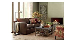 Modern Comfortable Leather Couch Davis Sofa R Throughout Perfect Design