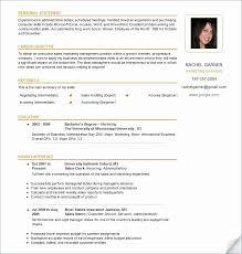 Canadian Resume Format Template Sample Resume Canada Format Elegant