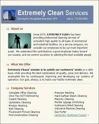 Commercial Cleaning Flyers Make Money Cleaning 101 Flyer Wording