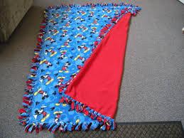 No Sew Fleece Blanket Instructions | Creative Outlet | Pinterest ... & No Sew Fleece Blanket Instructions Adamdwight.com