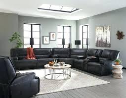 reclining sectional sofa bandacomunitariaorg power reclining sectional sofa nevio leather fabric power reclining sectional sofa with