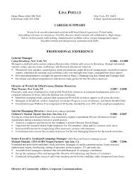 Ceo Resume Sample Sample Personal assistant Resume Free Download Executive assistant 8
