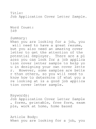Cover Letter Template Download Sample Free Regarding Covering