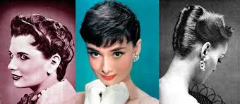 1950s hairstyle trends