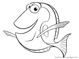 Fish Hook Pattern Use The Printable Outline For Crafts