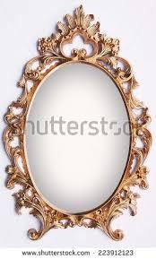 Vintage gold frame - <b>magic</b> mirror (с изображениями) | <b>Рамки</b> ...