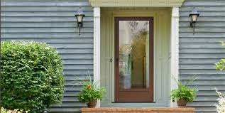 duraguard storm doors slender frame with primary styles colors
