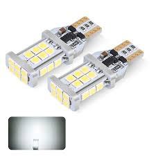 906 Light Bulb Specs Amazon Com Leppein 921 Led Bulbs Backup Reverse Lights 24