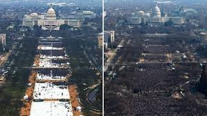 trump inauguration crowd size fox fact check trump overstates crowd size at inaugural ctv news