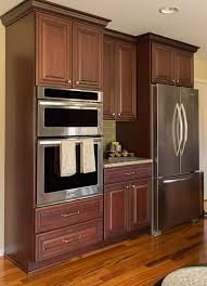 traditional kitchen remodeling project in brighton mi by ksi kitchen and bath