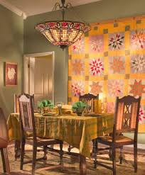 180 best Decorating with Quilts images on Pinterest | Chairs ... & Beautiful way to display quilt Adamdwight.com