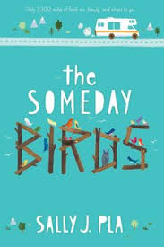 the someday birds by sally j pla review by bridget hodder