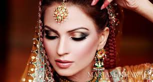 trends in stani bridal makeup 2016