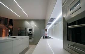 strip lighting kitchen. custom under cabinet led strip lighting white glossy look marble floor colored light modern minimalist kitchen h