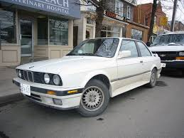 BMW 3 Series bmw 3 series in white : Old, moderately riced white BMW 3-series | Joe Clark | Flickr