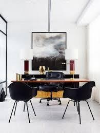 stylish corporate office decorating ideas. This Australian Designer\u0027s Studio Is Drop-Dead Gorgeous Stylish Corporate Office Decorating Ideas Y