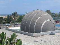 Inflatable concrete domes could be the next building innovation