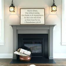 redo fireplace mantel love the mantle sconces updating brick fireplace mantel