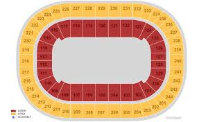 Times Union Center Albany Tickets Schedule Seating
