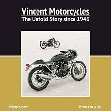 9781845849023 vincent motorcycles the untold story since 1946