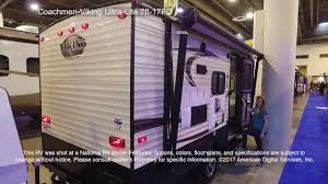 Viking Ultra Light Travel Trailers New 2019 Viking Ultra Lite 17fq Travel Trailer At
