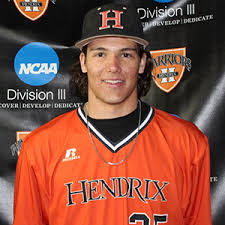 Garrett Horton - 2016 - Baseball - Hendrix College Athletics