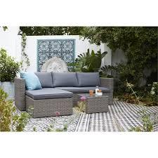 corner sofa garden garden sofa set