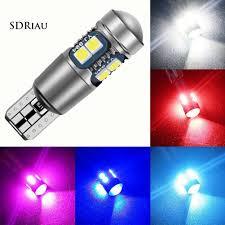 Bảng đèn LED chiếu sáng cho xe hơi T10 W5W