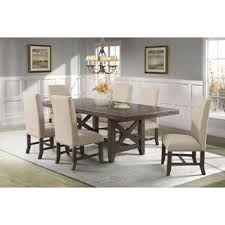 dining room sets with fabric chairs delectable inspiration p