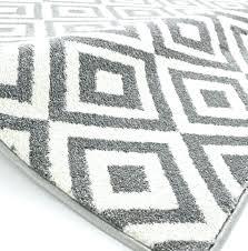 white grey rugs and bathroom black chevron rug runner