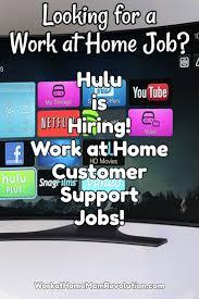 best ideas about customer service week employee hulu hiring work at home customer service associates