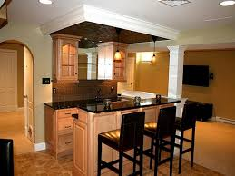 Basement Kitchen Small Small Basement Kitchen Ideas Paint Color Tips Small Basement