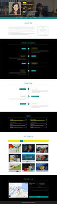 Resume Website Template My Resume a Personal Category Flat Bootstrap Responsive Web Template 59
