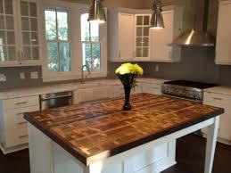 Wooden Kitchen Countertops Countertop Reclaimed Barn Wood Countertops Reclaimed Wood Table