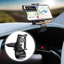 JunDa Car Phone Holder 360-Degree Rotation Cell ... - Amazon.com