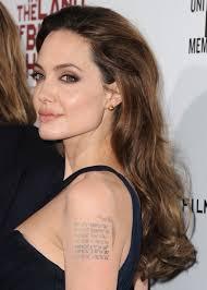 17 самых сексуальных знаменитостей у которых есть татуировки