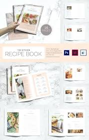 Free Book Template For Word Recipe Book Template Word Elisabethnewton Com