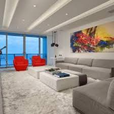 white shag rug living room. White Modern Living Room With Shag Rug S