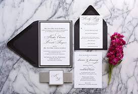 Sample Of Wedding Invatation Amazon Com Personalized Glitter Wedding Invitation Elegant Wedding