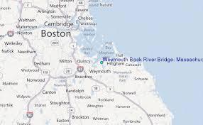 Tide Chart Back River Weymouth Ma Weymouth Back River Bridge Massachusetts Tide Station