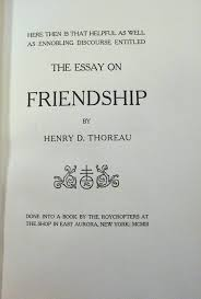 here then is that helpful as well as ennobling discourse entitled here then is that helpful as well as ennobling discourse entitled the essay on friendship