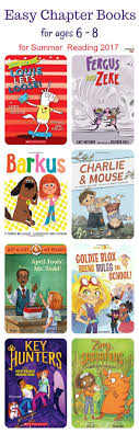 get your kids ages 6 to 8 reading with new easy chapter books for 2018