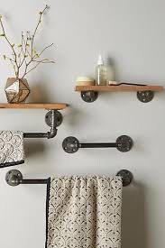 bath towel holder for wall. Over The Toilet Towel Rack Wall Mounted Holder Black Bar Bronze Bath For H