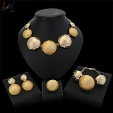 <b>Yulaili</b> Nigerian Brides Jewelry And Jewelry Outfit New Design Pearl ...