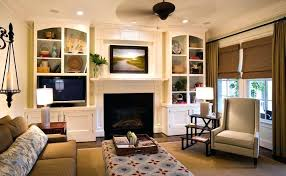diy built ins around fireplace built bookcases around fireplace added