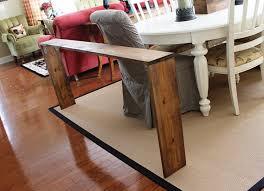diy sofa table.  Table Easy DIY Sofa Table Brass And Whatnots On Diy