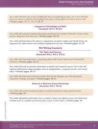 Common Core Math And Language Arts Grade 6