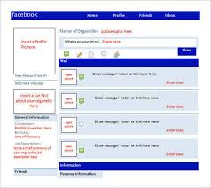 facebook page template for students 49 facebook templates doc pdf psd ppt free premium templates